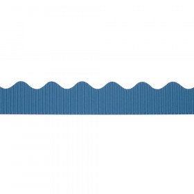 "Decorative Border, Rich Blue, 2-1/4"" x 50', 1 Roll"