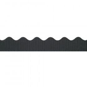 "Decorative Border, Black, 2-1/4"" x 50', 1 Roll"