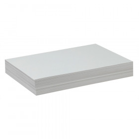"Drawing Paper, White, Standard Weight, 12"" x 18"", 500 Sheets"