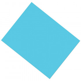 Pacon 22X28 25Sh Lgt Blue Coated Poster Board