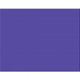 "4-Ply Railroad Board, Purple, 22"" x 28"", 25 Sheets"