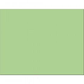 "4-Ply Railroad Board, Light Green, 22"" x 28"", 25 Sheets"