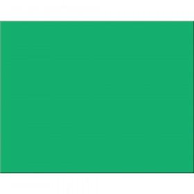 """4-Ply Railroad Board, Holiday Green, 22"""" x 28"""", 25 Sheets"""