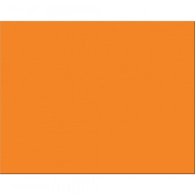 Peacock Orange 25Ct 6 Ply 22X28 Poster Board