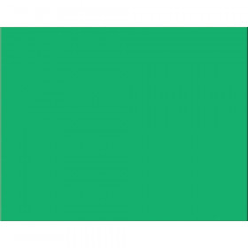 Peacock Holiday Green 25Ct 6 Ply 22X28 Poster Board