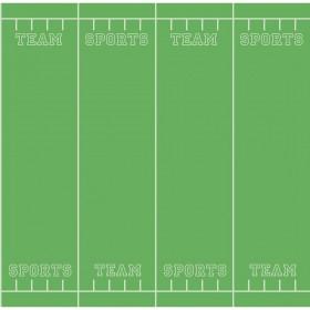 """Bulletin Board Art Paper, Team Sports, 48"""" x 50', 1 Roll"""