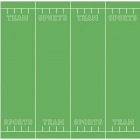 """Bulletin Board Art Paper, Team Sports, 48"""" x 12', 4 Rolls"""