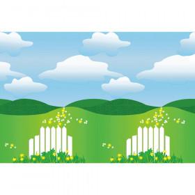 """Bulletin Board Art Paper, Landscape, 48"""" x 50', 1 Roll"""