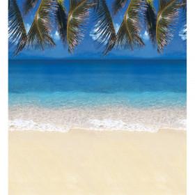 Fadeless 48X50 Roll Tropical Beach Boxed