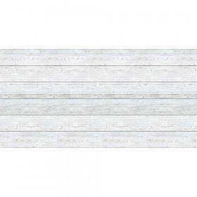 """Bulletin Board Art Paper, White Shiplap, 48"""" x 50', 1 Roll"""