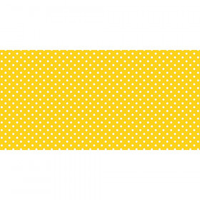 Fadeless 48X50ft Classic Dots Ylw Design Roll