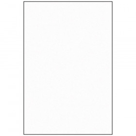 "Deluxe Bleeding Art Tissue, White, 20"" x 30"", 24 Sheets"