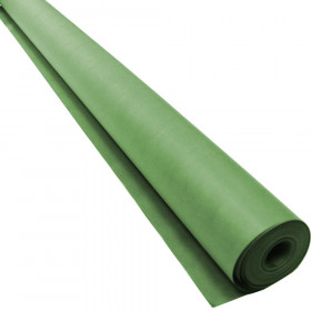 "Colored Kraft Duo-Finish Paper, Lite Green, 36"" x 1,000', 1 Roll"