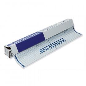 """Protecto Film, Clear, Non-Glare Plastic, Dispenser Box Included, 24"""" x 33', 1 Roll"""