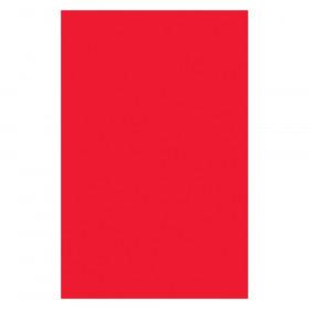 Plastic Art Sheets 11X17 Red