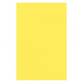 "Plastic Art Sheets, Yellow, 11"" x 17"", 8 Sheets"
