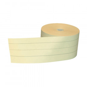 "Sentence Strip Roll, Manila, 1-1/2"" x 3/4"" Ruled 3"" x 200', 1 Roll"