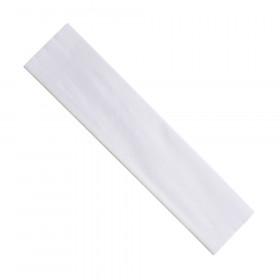 "Crepe Paper, White, 20"" x 7-1/2', 1 Sheet"