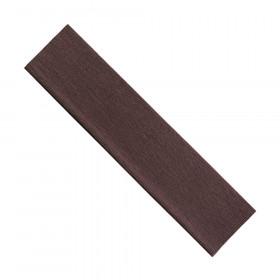 """Crepe Paper, Brown, 20"""" x 7-1/2', 1 Sheet"""