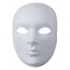 "Paperboard Mask, Venice, 9"" x 6.25"", 1 Piece"