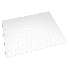 "Poster Board, White, 22"" x 28"", 25 Sheets"