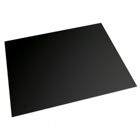 "Foam Board, Black-on-Black, 22"" x 28"", 10 Sheets"