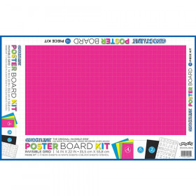 Poster Board 6 Assorted Colors