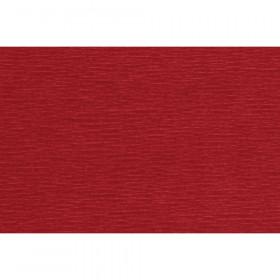 "Extra Fine Crepe Paper, Cranberry, 19.6"" x 78.7"""