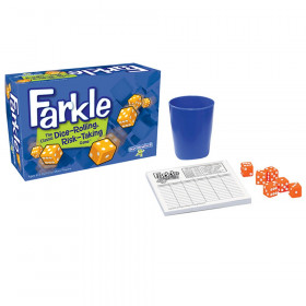 Farkle The Classic Dice-Rolling, Risk Taking Game