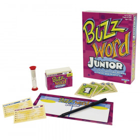 Buzzword Junior Card Game