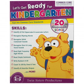 Ready For Grade K Bind Up Workbook