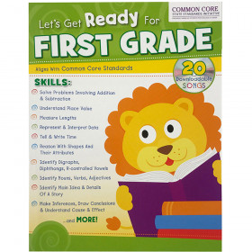 Ready For 1St Gr Bind Up Workbook