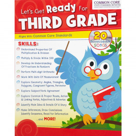 Ready For 3Rd Gr Bind Up Workbook