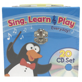 Sing, Learn & Play Everyday! 20-CD Set