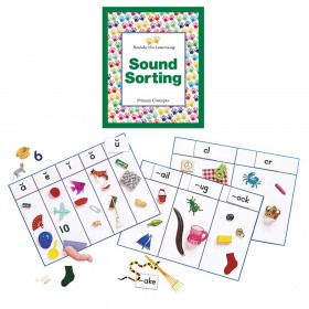 Sound Sorting with Objects, Word Families