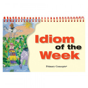 Primary Concepts Idiom Of The Week Flip Chart