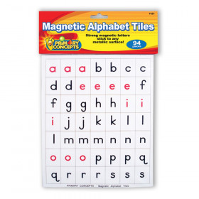 Magnetic Alphabet Tiles