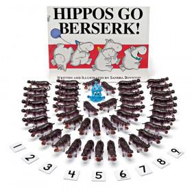 Hippos Go Berserk 3-D Storybook