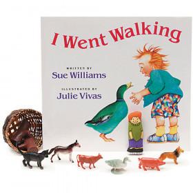 I Went Walking 3D Storybook