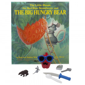 The Little Mouse, The Red Ripe Strawberry, and The Big Hungry Bear 3-D Storybook