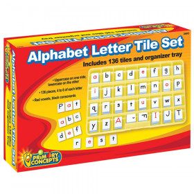 Alphabet Letter Tile Set