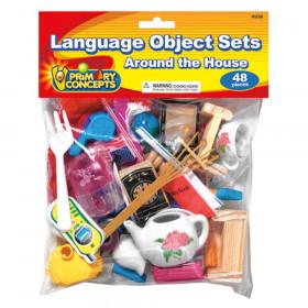 Language Object Sets, Around the House