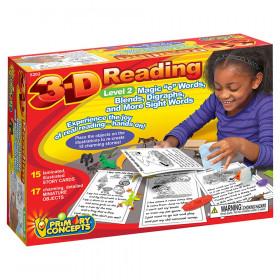 3-D Reading, Level 2