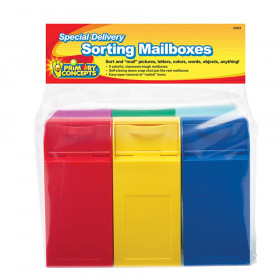 Sorting Mailboxes, Pack of 6