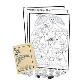 Owl Traditional Pellet Classroom Kit