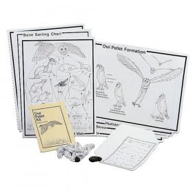Student Owl Pellet Deluxe Classroom Kit