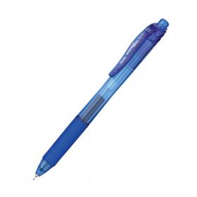 Energel X Blue 0.5Mm Retractable Liquid Gel Pen