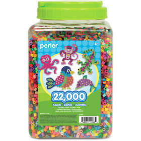 Multi-Mix Jar, 22,000 Beads