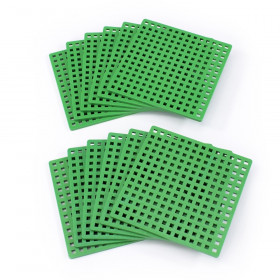 Baseplates, Classroom Pack, Set of 12