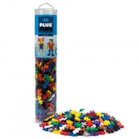 Plus-Plus 240-Piece Tube, Basic